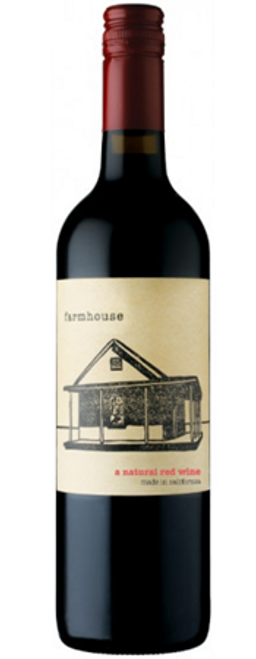 Farmhouse by Cline is a juicy, full-bodied red with flavors of dark berries and black-pepper.