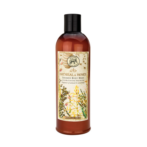 Oatmeal & Honey Shower Body Wash