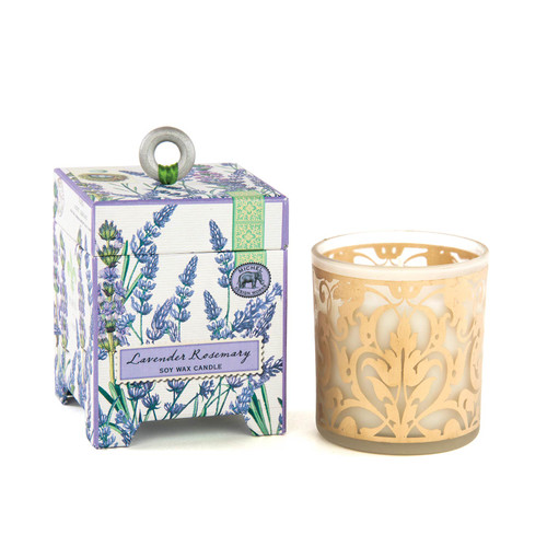 Lavender Rosemary 6.5 oz. Soy Wax Candle