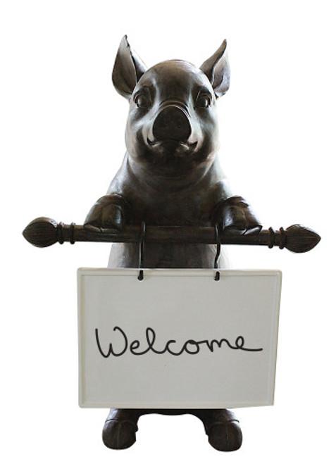 Pig w/Ceramic Board