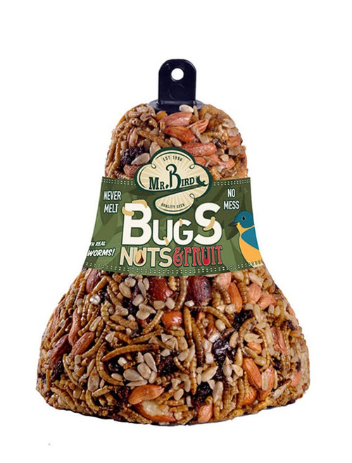 Bugs, Nuts & Fruit – Bell