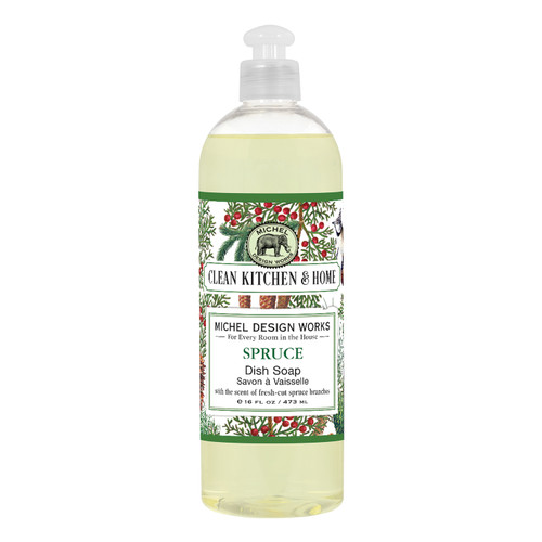 Spruce Dish Soap