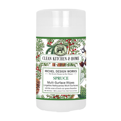 Spruce Multi-Surface Wipes