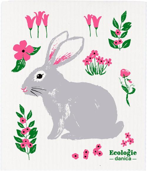 Swedish Dishcloth -  Easter Bunny