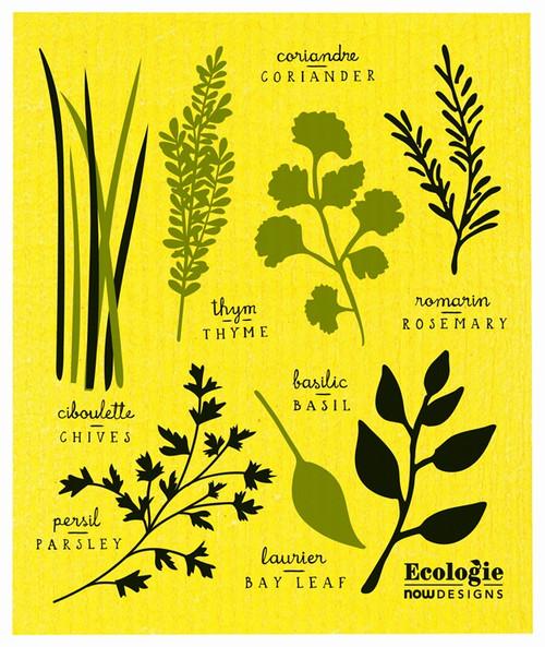 Swedish Dishcloth -  Les Fines Herbs