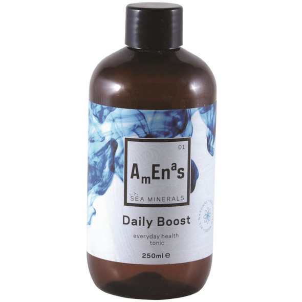 Amenas Sea Minerals Daily Boost 250ml