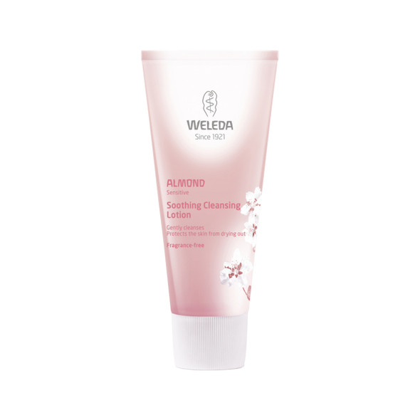 Weleda Almond Sensitive Skin Soothing Cleansing Lotion 75ml