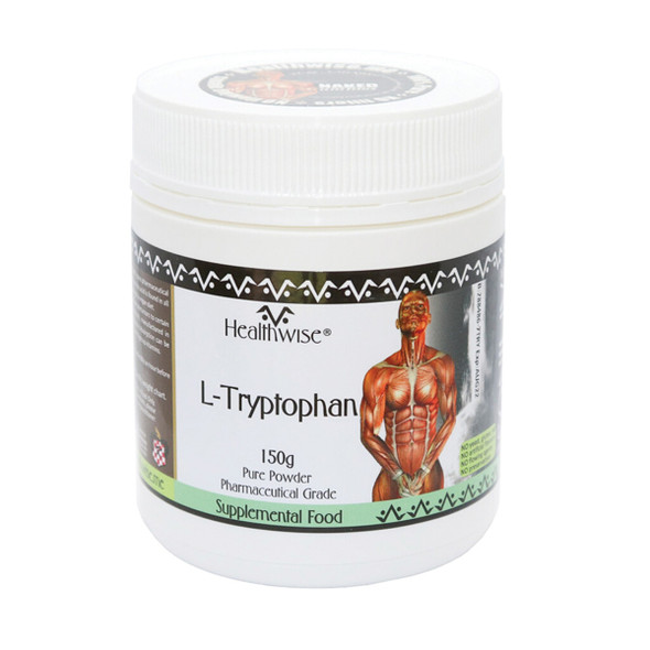 HealthWise L Tryptophan 150g