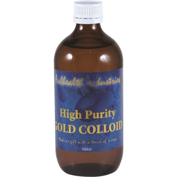 Fulhealth Industries Gold Colloid 500ml