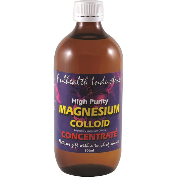 Fulhealth Industries Magnesium Colloid 500ml