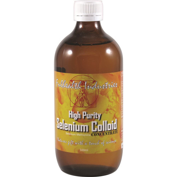 Fulhealth Industries Selenium Colloid 500ml