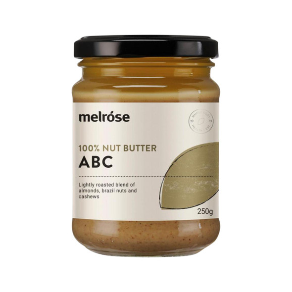 Melrose ABC (Almond, Brazil and Cashew) Spread 250g