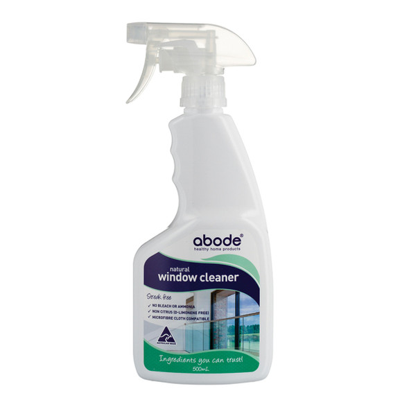 Abode Window Cleaner 500ml