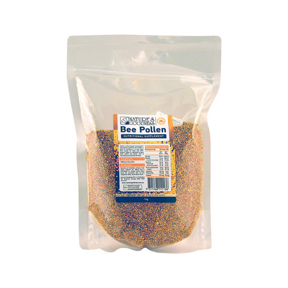 Nature's Goodness Bee Pollen Granules 1kg