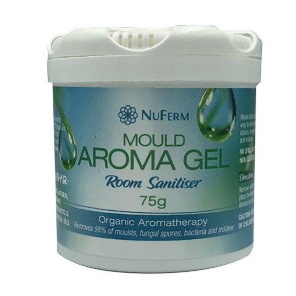NuFerm Mould Aroma Gel (Room Sanitiser) 75g