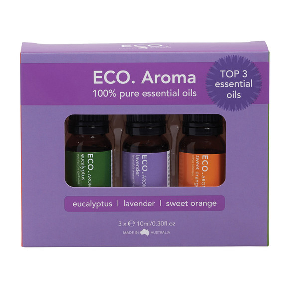 ECO Aroma Best Selling Trio Pack