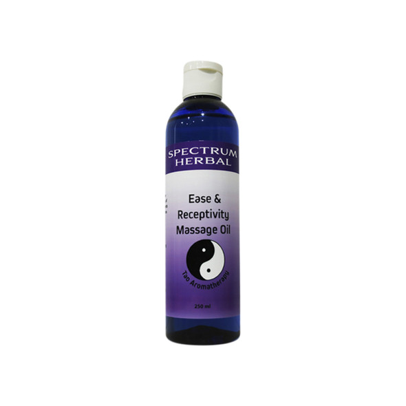 Spectrum Herbal Tao Ease and Receptivity Aromassage Oil 250ml
