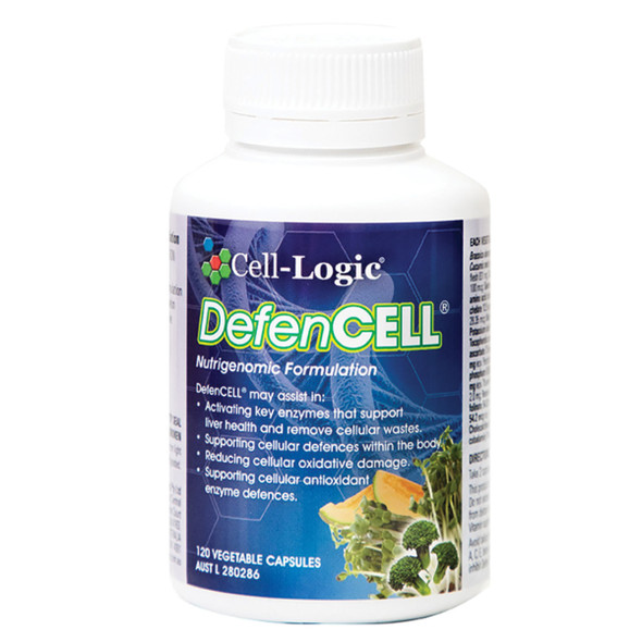 Cell Logic DefenCELL 120 Caps