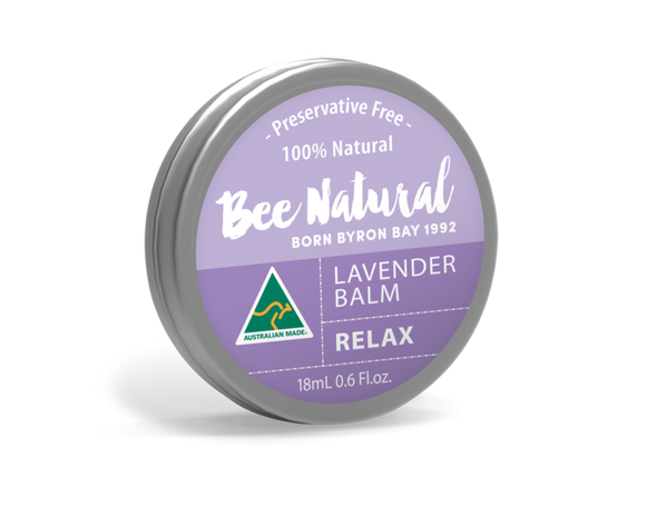 Bee Natural Balm Lavender Relax 18ml