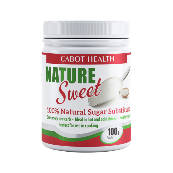 Cabot Health Nature Sweet (100% Natural Sugar Substitute) 100g