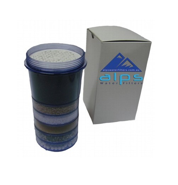 Alps Replacement Filter Cartridge  6 Stage Filtration