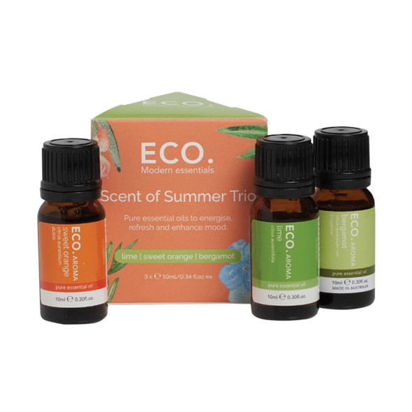 ECO Aroma Scents of Summer Trio Pack