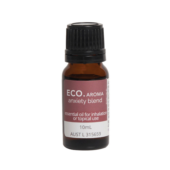ECO Aroma Essential Oil Blend Anxiety 10ml
