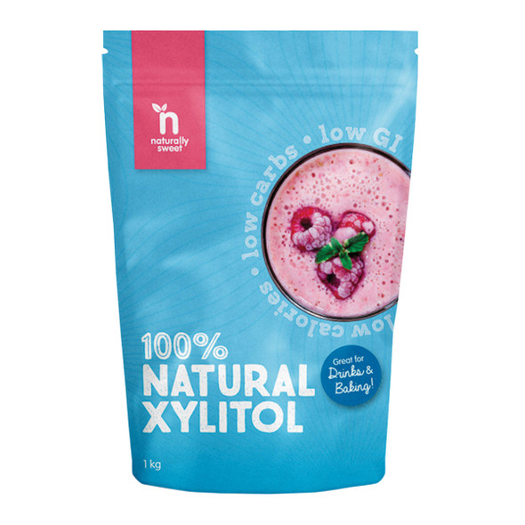 Naturally Sweet Xylitol 1kg