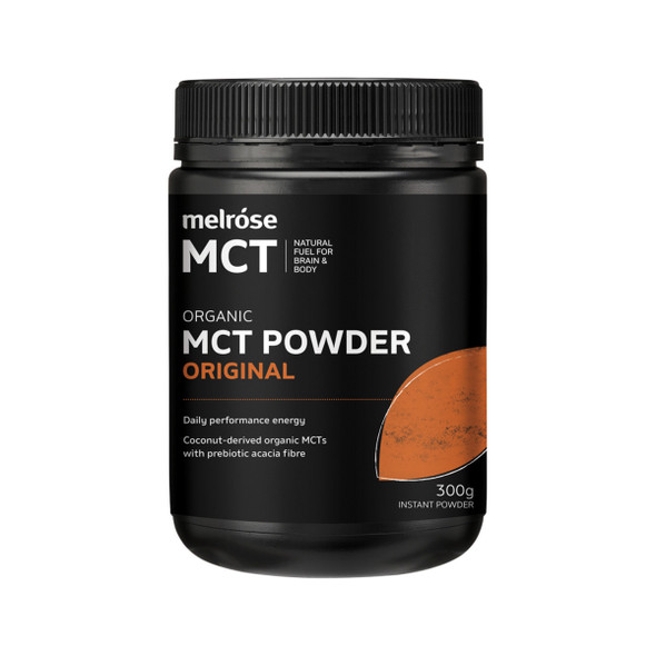 Melrose Organic MCT Powder Original 300g