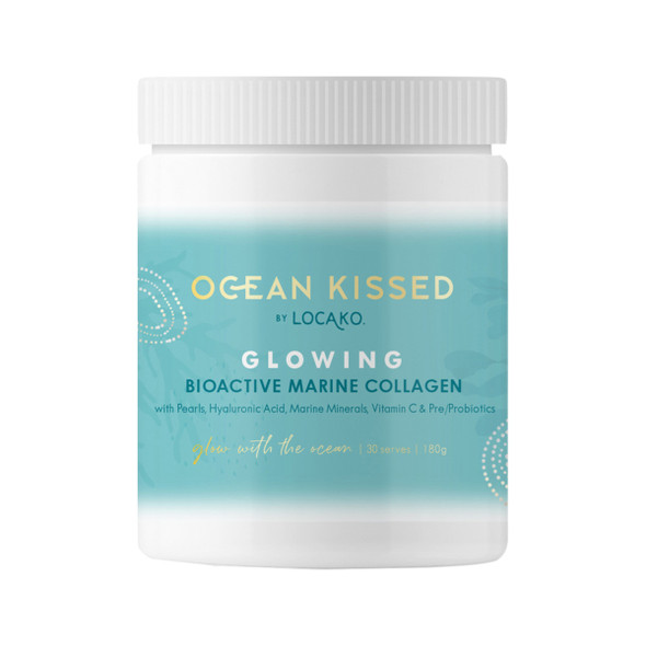 Ocean Kissed Glowing Bioactive Marine Collagen 180g