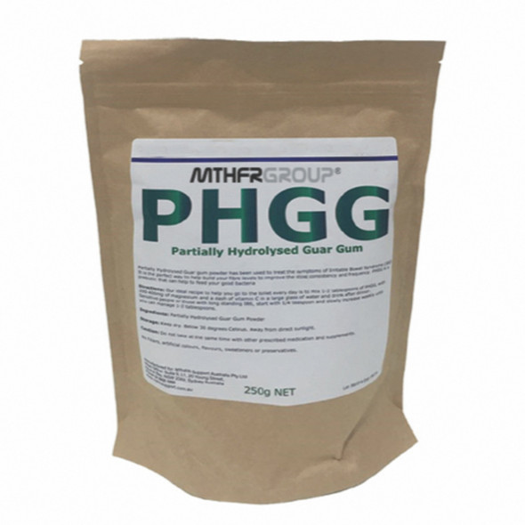 MTHFR Group Partially Hydrolysed Guar Gum 250g