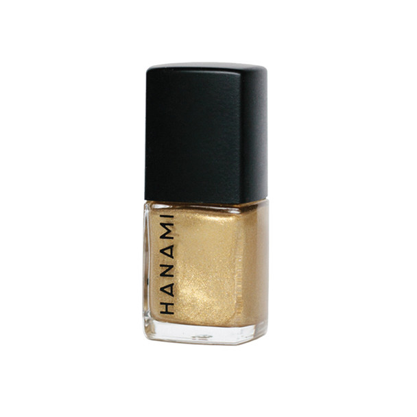 Hanami Nail Polish Fools Gold 15ml