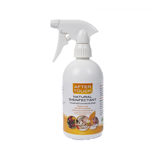 After Touch Natural Disinfectant Spray 500ml