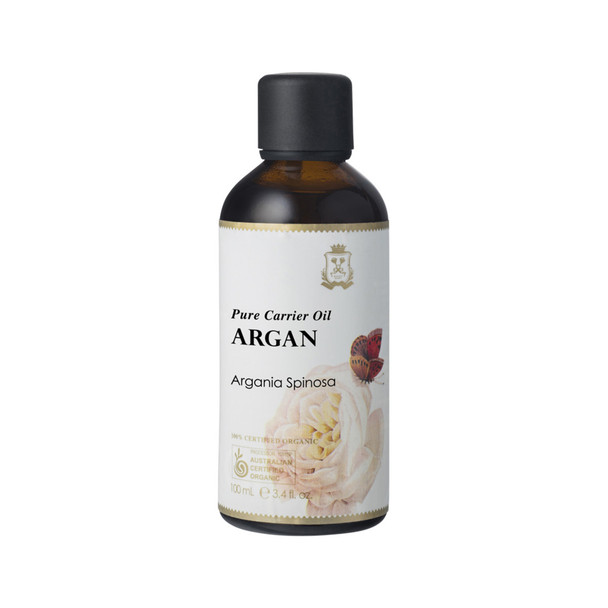 Ausganica 100% Certified Organic Pure Carrier Oil Argan 100ml