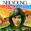 Neil Young Self-Titled  - '70 2nd Reprise Pressing w/Mint Vinyl