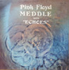 PINK FLOYD Meddle - New Import LP on WHITE VINYL
