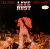 NEIL YOUNG Live Rust -  1979 DBL Vinyl LP w/Gate-fold Cover & Sleeves