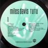 MILES DAVIS Tutu - Original  1986 LP w/Shrink Cover w/Mint Vinyl