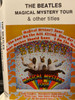 BEATLES Magical Mystery Tour - Like New Cassette, Rare Swede Import