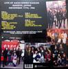 METALLICA Japan Broadcast 1986 - Sealed Double Vinyl LP Import Ltd Ed.