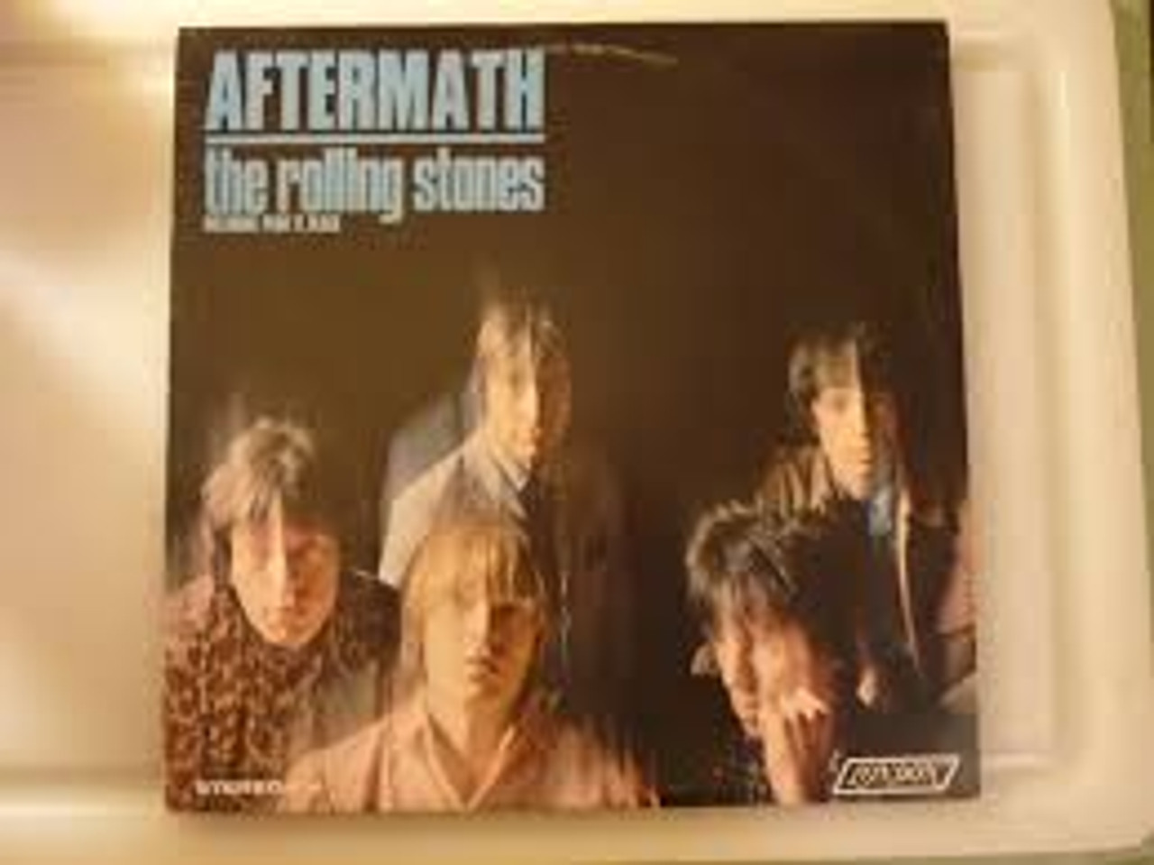 AFTERMATH Rolling Stones - '60s London Label Release, Clean Vinyl