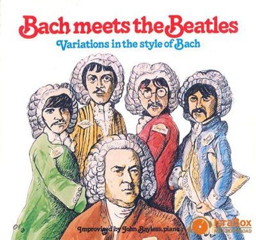 Bach Meets The Beatles [Vinyl] John Bayless