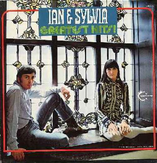 Greatest Hits, Vol. 2  [Vinyl] Ian & Sylvia - Near Mint Vinyl for This Double LP