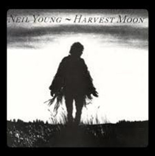 NEIL YOUNG Harvest Moon -  New German Vinyl Repress