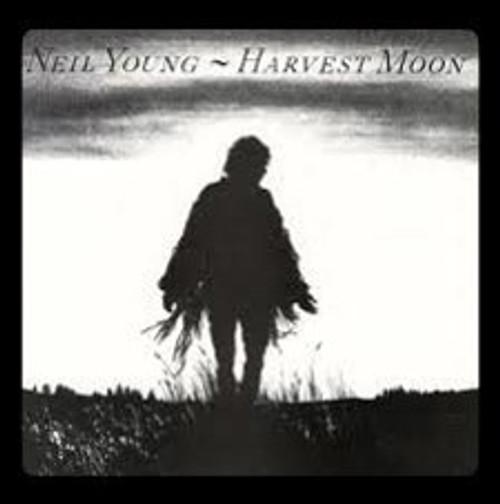 NEIL YOUNG Harvest Moon -  New German Vinyl Repress