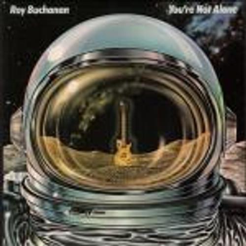You're Not Alone, Roy Buchanan - 1978 Atlantic Promo Vinyl LP Release
