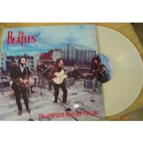 THE BEATLES Complete Rooftop Concert - New Blue Vinyl  Import LP
