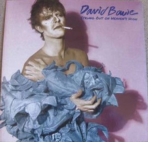 DAVID BOWIE Strung out on Heaven's High-New  Colored Vinyl Import LP