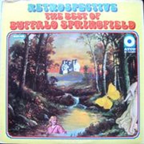 BUFFALO SPRINGFIELD Retrospective - 1969 Shrink Cover, Mint Vinyl