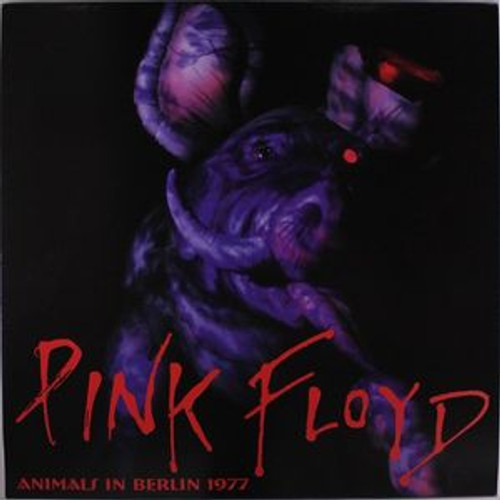 PINK FLOYD Animals in Berlin 1977 - New EU Import LP,  COLORED VINYL